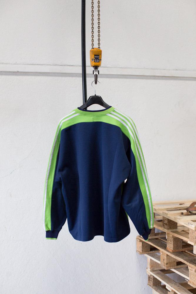 adidas hoodie neon grün